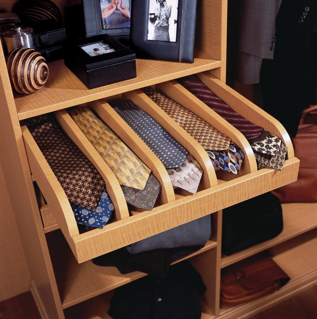 Pull Out Tie Drawer Contemporary Clothes Organisers Amp Shoe Racks Other Metro By