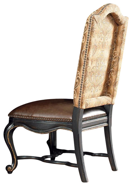Upholstered Side Chair Set Of 2 Traditional Dining