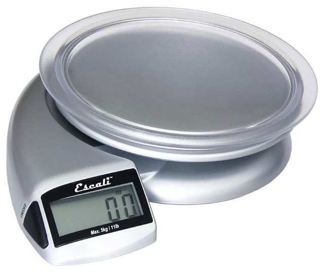 Escali Digital Scales Pennon Contemporary Kitchen Scales By Factorydirect2you