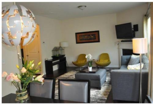 Living Room Redecor Idea