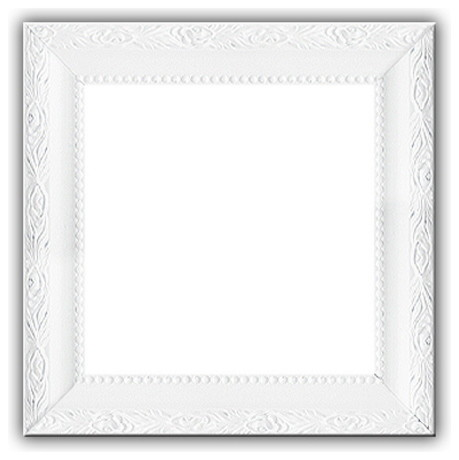 Eyeglasses White Frame : White Solid Wood Photo, Picture Frame, White, 5x5 ...