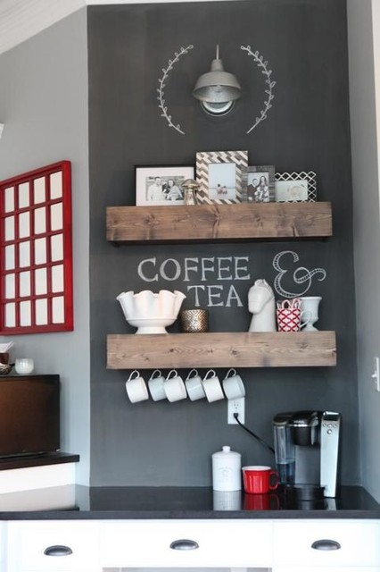 62 Practical Chalkboard Decor Ideas For Your Kitchen