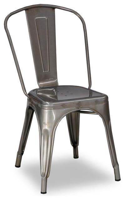 Tolix Chair Clear Modern Dining Chairs Brisbane By BrisbaneFurniture