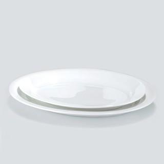alba platte oval bauhaus look teller von lambert gmbh. Black Bedroom Furniture Sets. Home Design Ideas