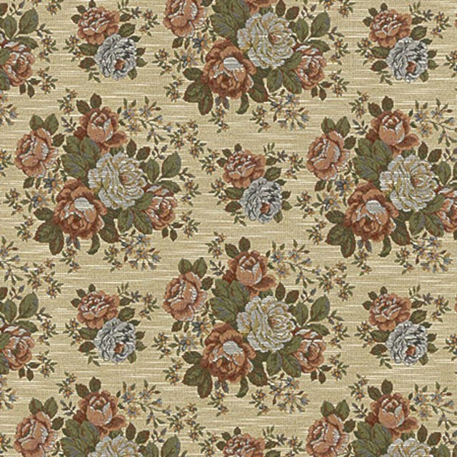 P3169 Sample Traditional Upholstery Fabric By