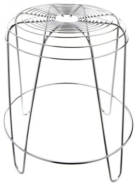 a tempo hocker bauhaus look hocker ottomane von. Black Bedroom Furniture Sets. Home Design Ideas