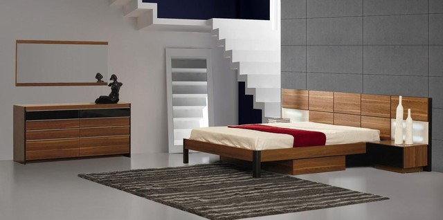 Italian Furniture Miami : Italian Quality Wood Designer Bedroom Furniture Sets with Extra ...