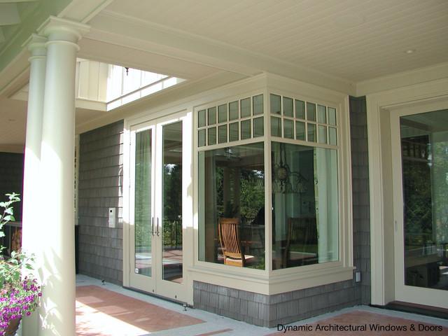 Traditional Corner Window - Traditional - Windows ...