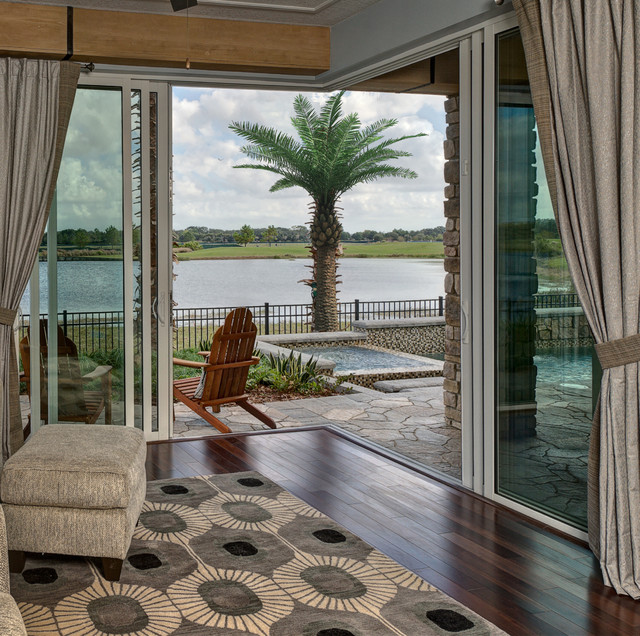 90 degrees corner doors contemporary orlando by for Windoor design