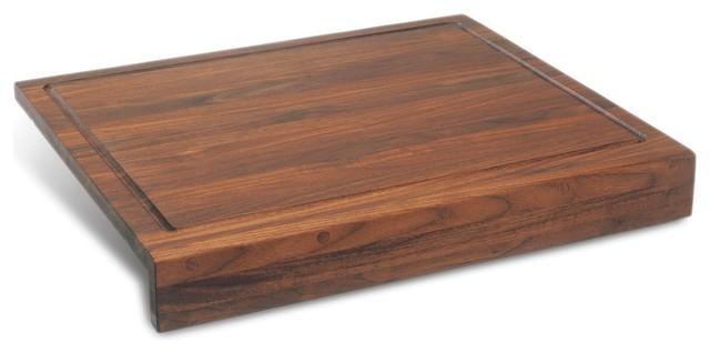 Wood Countertop Cutting Board Walnut Modern Cutting