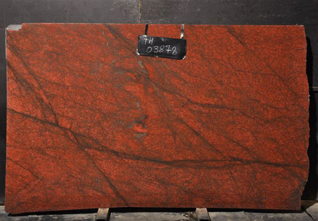 Red Dragon Granite Stone : Red dragon granite