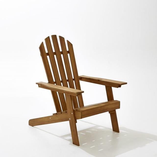 fauteuil de jardin style adirondack 3 positions g contemporain chaise de jardin par la. Black Bedroom Furniture Sets. Home Design Ideas