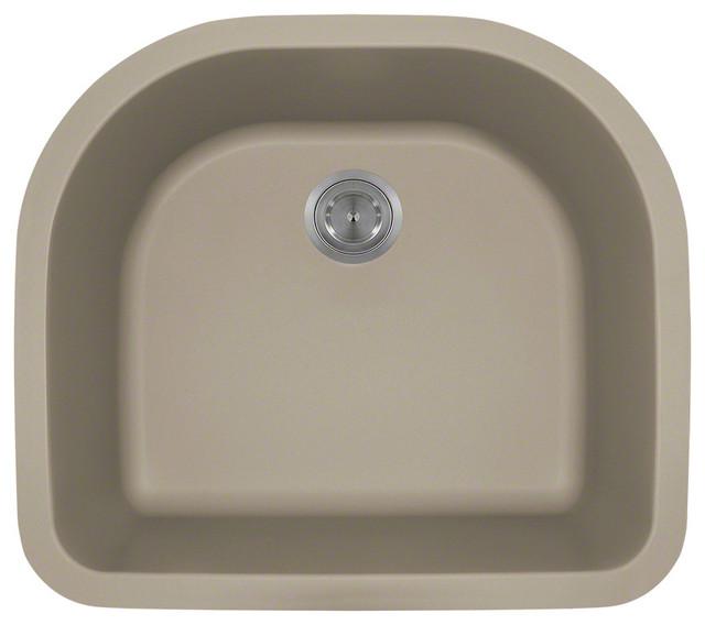 824 slate modern kitchen sinks other metro by mr