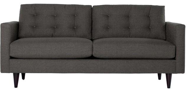 post sofa midcentury sofas seattle by modern