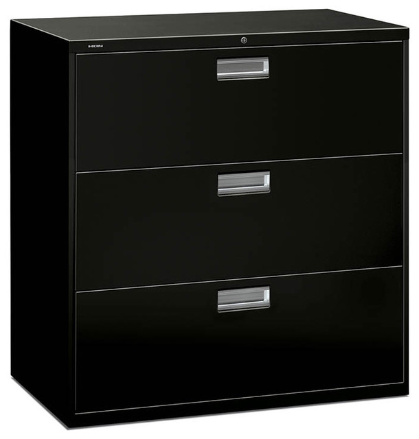 HON Brigade Lateral File - 3 Drawer - Contemporary - Filing Cabinets - by Rulers