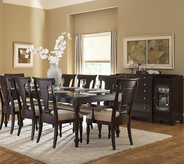Homelegance inglewood 8 piece rectangular dining room set for 8 seater dining room sets