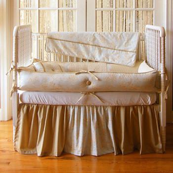elegant nursery bedding 1