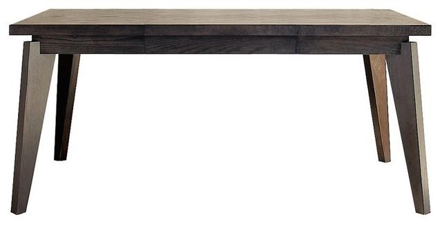 Angled Leg Expandable Table Modern Dining Tables by  : modern dining tables from www.houzz.com size 640 x 328 jpeg 25kB