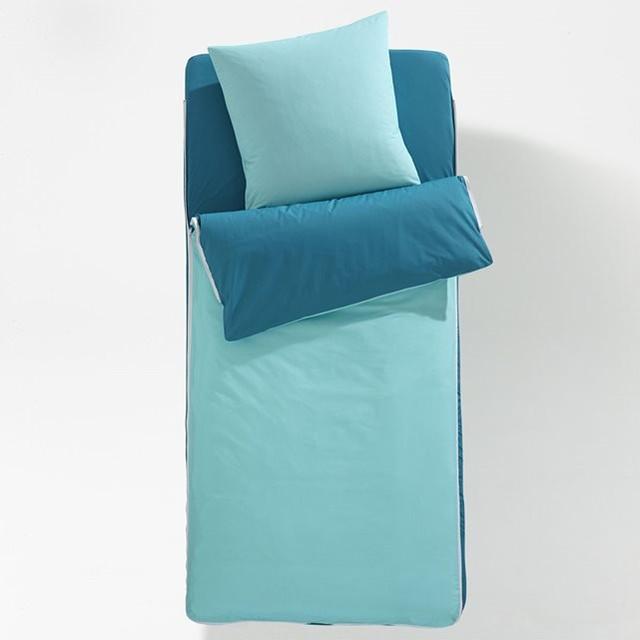 caradou sans couette pr t dormir bicolore contemporain lit enfant par la redoute int rieurs. Black Bedroom Furniture Sets. Home Design Ideas