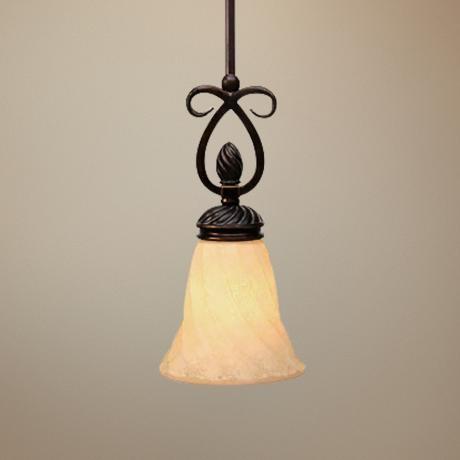 Kitchen renovation traditional pendant lighting for Traditional kitchen pendant lights