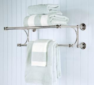 Mercer Train Rack Traditional Towel Bars And Hooks