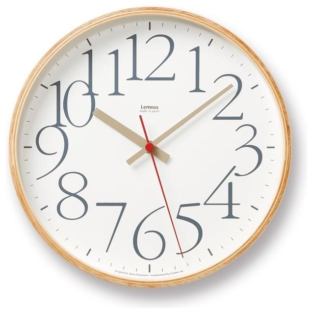 ay clock white contemporary wall clocks east