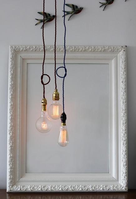 Vintage Amp Industrial Light Bulbs
