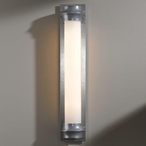 Rook bath bar by hubbardton forge modern bathroom vanity lighting by lumens for Hubbardton forge bathroom lighting