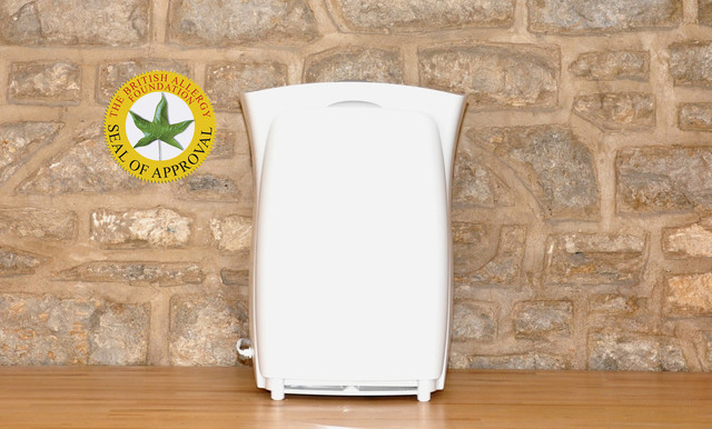 3m Filtrete Ultra Quiet Air Purifier With Electrostatic Filter Contemporary Air Purifiers