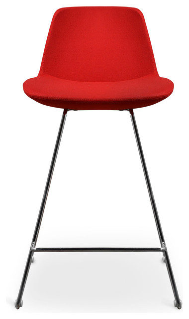 molded foam dining chairs contemporary new york by