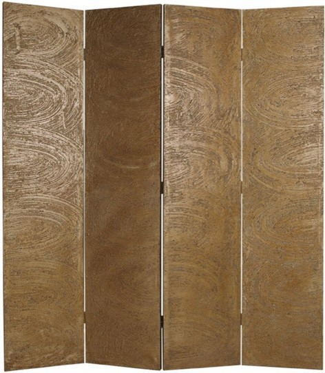 Muse 4 Panel Floor Screen Modern Screens And Room