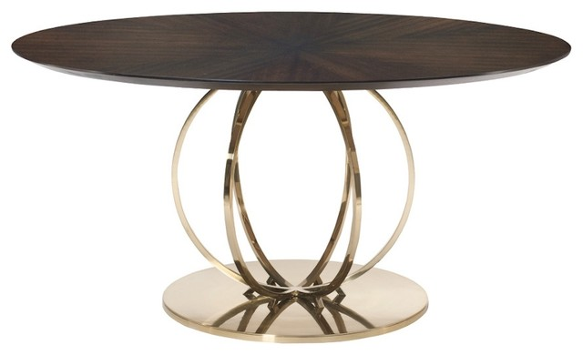 Modern Round Pedestal Dining Table Shop 54 Round Pedestal Dining Table