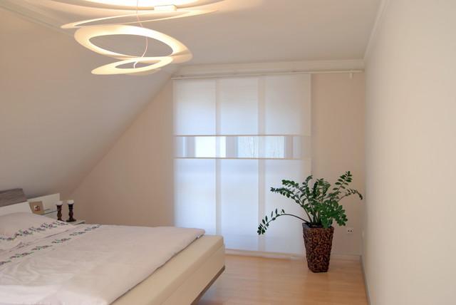 Awesome Vorhänge Für Schlafzimmer Gallery Globexusaus - Gardinen schlafzimmer modern