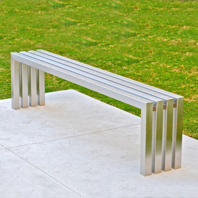custom stainless steel benches 3
