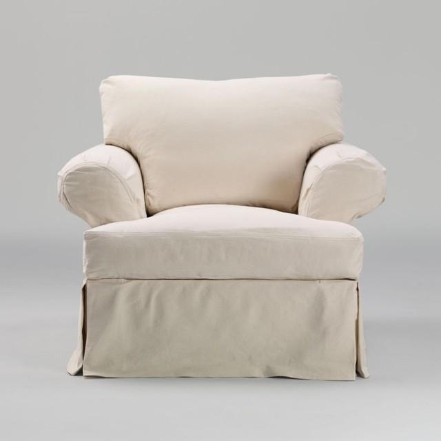 Accent Chair Slipcover Slipcover Black White Slipcover