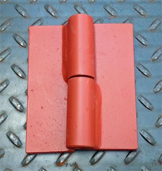 """5"""" x 4 1/8"""" Carbon Steel Heavy Duty Hinge - Industrial - Hinges"""