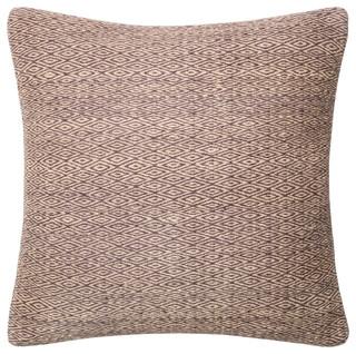 loloi inc 22 x22 pillow purple contemporain tissu d 39 ameublement par loloi inc. Black Bedroom Furniture Sets. Home Design Ideas