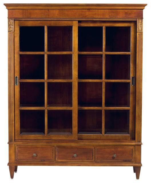 Ethan Allen Townhouse Coffee Table: Ashton Curio Cabinet