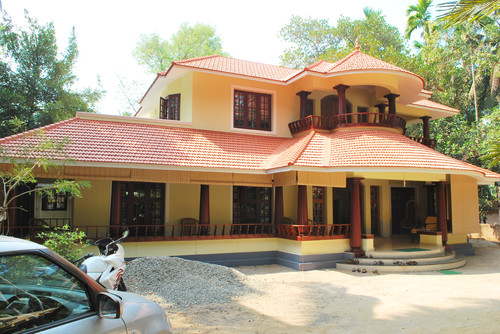 Kerala Baño Infantil:Renovation of existing villa