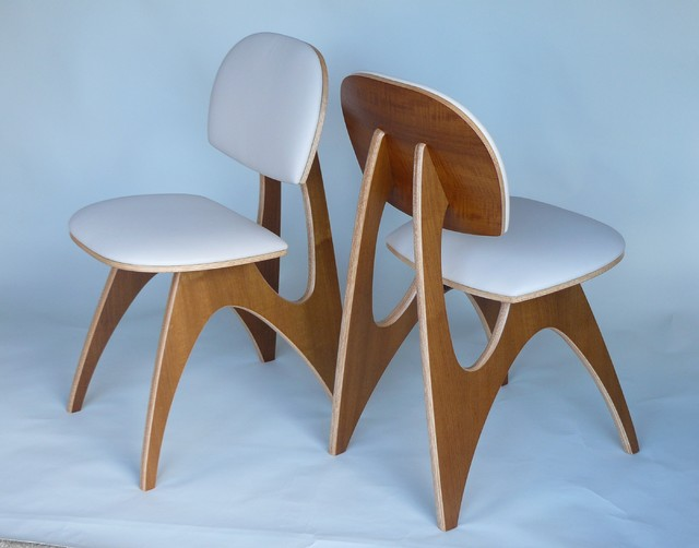 Reef chair contemporary dining chairs hobart by for Outdoor furniture hobart