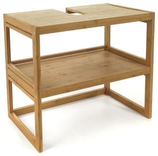 danong meuble sous lavabo en bambou contemporain console et meuble sous lavabo par alin a. Black Bedroom Furniture Sets. Home Design Ideas