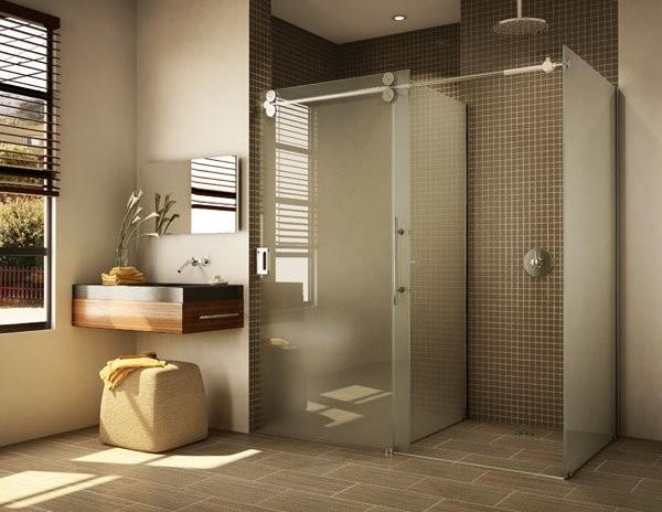 Barn Style Sliding Doors Contemporary Shower Doors