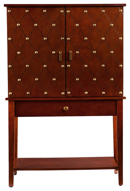 Dax Bar Cabinet - Wine And Bar Cabinets - by SEI
