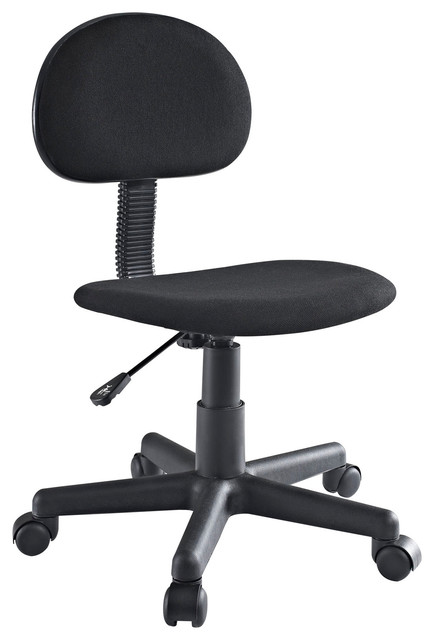 Swivel Chair Black.