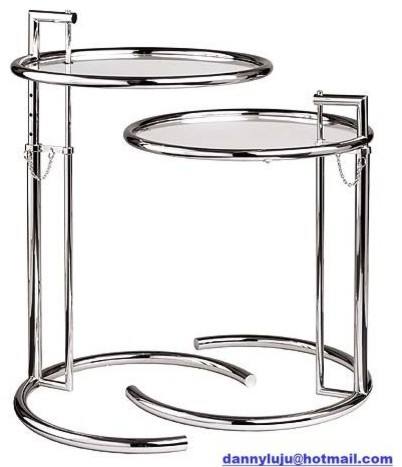 Eileen Gray End Table 41usd Modern Coffee Tables Other Metro By Artfeel Furniture Company
