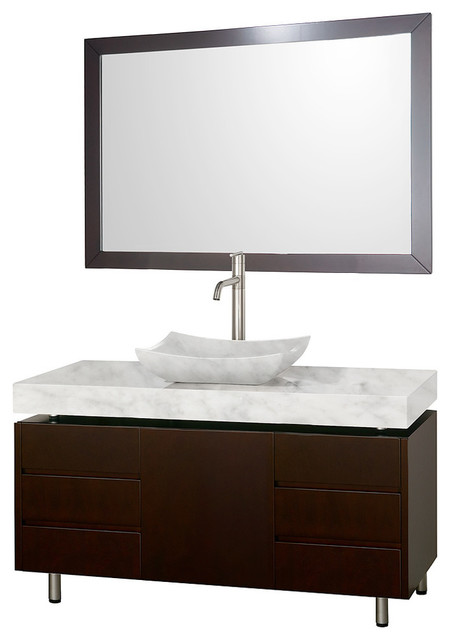 sink and 46 mirror contemporary bathroom vanities and sink consoles