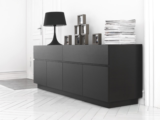sideboard buffets and sideboards new york by. Black Bedroom Furniture Sets. Home Design Ideas