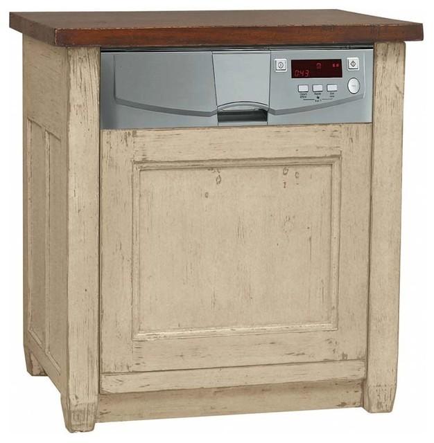 Meuble lave vaisselle int grable campagne comptoir de for Meuble pour lave vaisselle integrable
