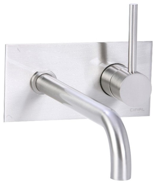 cifial techno 25 single handle wall mount