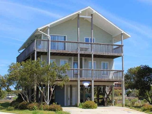 3 story addition design for beach house for Three story beach house